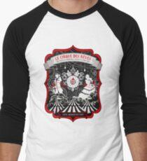 The Night Circus Men's Baseball ¾ T-Shirt