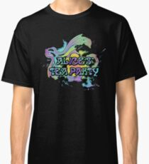 Alice's Tea Party NEW FOR 2017 LOGO Classic T-Shirt