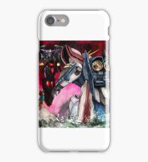 Gundam Fight! iPhone Case/Skin