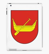 Lodz Coat Of Arms iPad Case/Skin