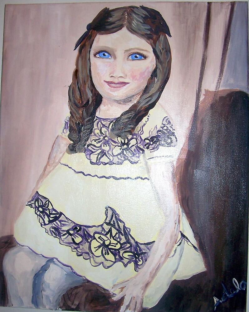 """""""Baby Grandma"""" by Adela bellflower"""