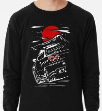 Nissan Skyline GTR 34   Haruna Leichtes Sweatshirt