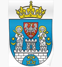 Poznan Coat Of Arms Poster