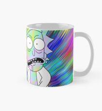 Psychedelic Rick & Morty Mug