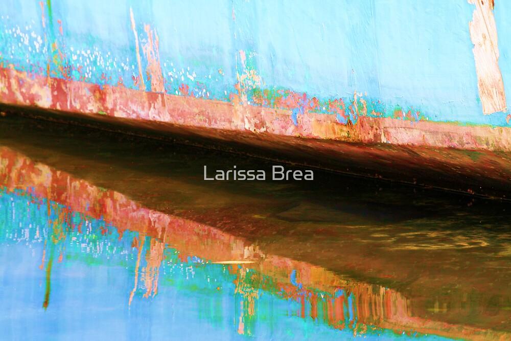 Bleeding Gash by Larissa Brea