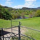 Horseshoe Falls, Llangollen, Wales by trish725