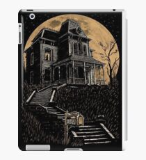 Bates Motel house  iPad Case/Skin