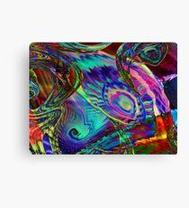 Three Layer abstract 110816 Canvas Print
