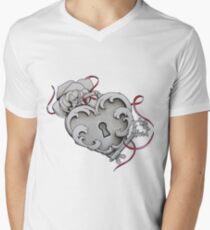 Heart Lock and Key T-Shirt