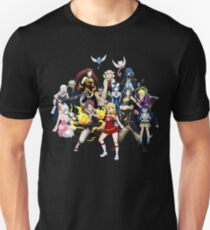 The whole gang Slim Fit T-Shirt