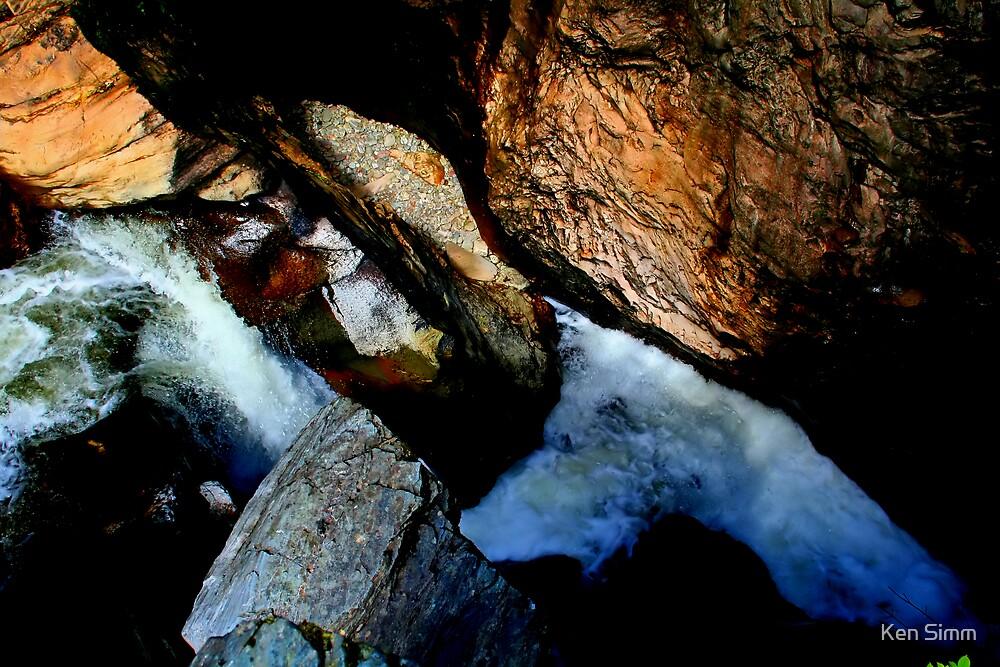 Rocks & River 8 by Kenart
