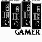 «HARDCORE GAMER» de refritomix