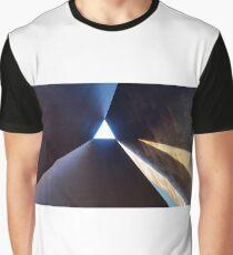 Richard Serra art sculpture in Amsterdam Graphic T-Shirt