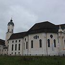 Wieskirche by Elena Skvortsova