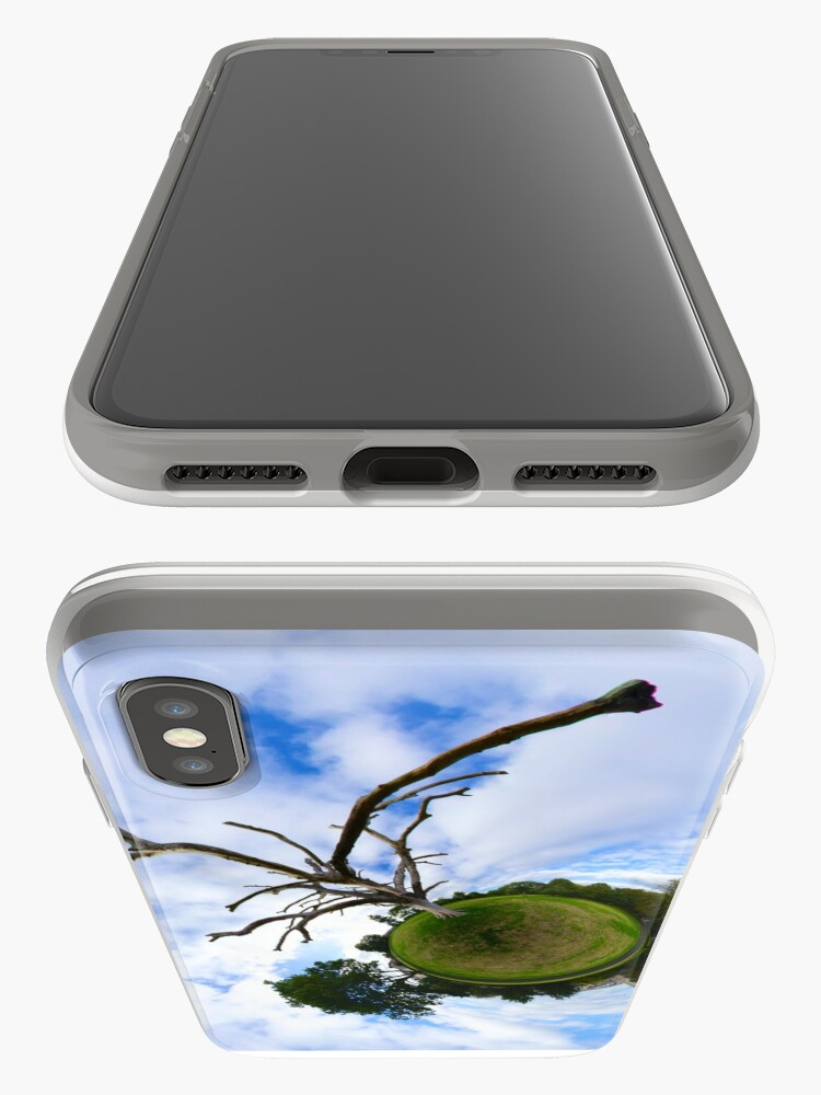 Alternate view of Dead Elm Tree in Brooke Park, Derry iPhone Cases & Covers