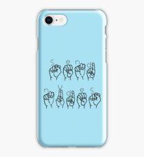 Send Nudes iPhone Case/Skin