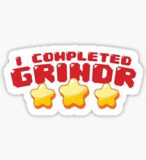 I completed Grindr Sticker