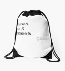 Something Next To Normal  Drawstring Bag