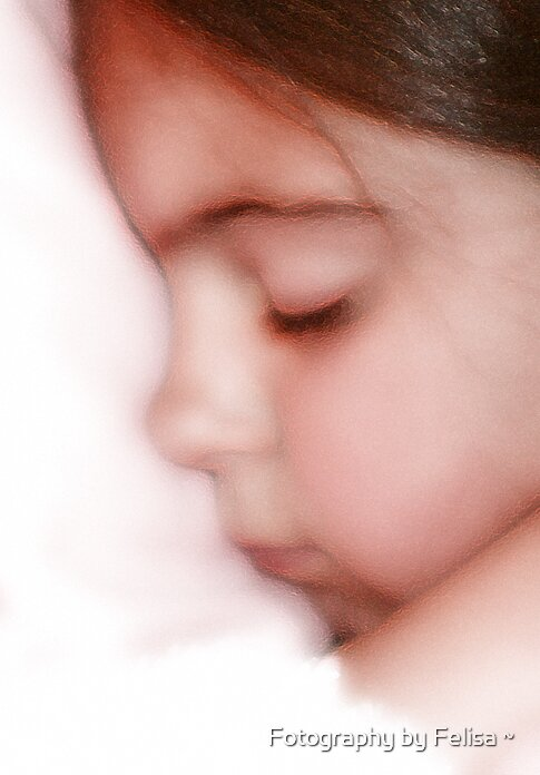 ~ Sleeping Innocence by Fotography by Felisa ~