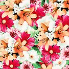 Flowers Potpourri two  by fruity-shapes