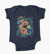 Wild Flowers Kids Clothes