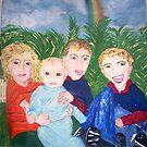 """Children Grow Up"" by Adela Camille Sutton"