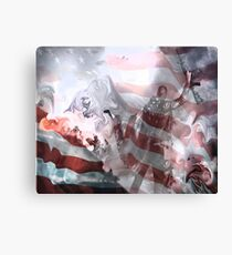 Freedom of the soul Canvas Print