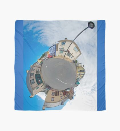 Kilcar Main Street - Sky Out Scarf