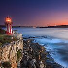 Hornby Lighthouse by Andi Surjanto