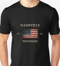 Nashville, TN Design T-Shirt
