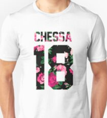 Chessa - Colorful Flowers T-Shirt