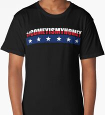 #ComeyIsMyHomey, Comes Is My Homey Long T-Shirt