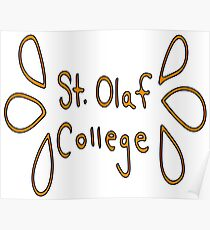 St. Olaf College Poster