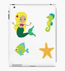 Mermaid Under The Sea iPad Case/Skin