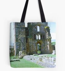 Priory Wall Tote Bag