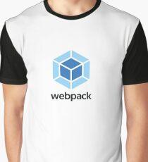 Webpack JS logo Graphic T-Shirt