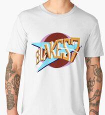 Blakes 7 Logo Men's Premium T-Shirt