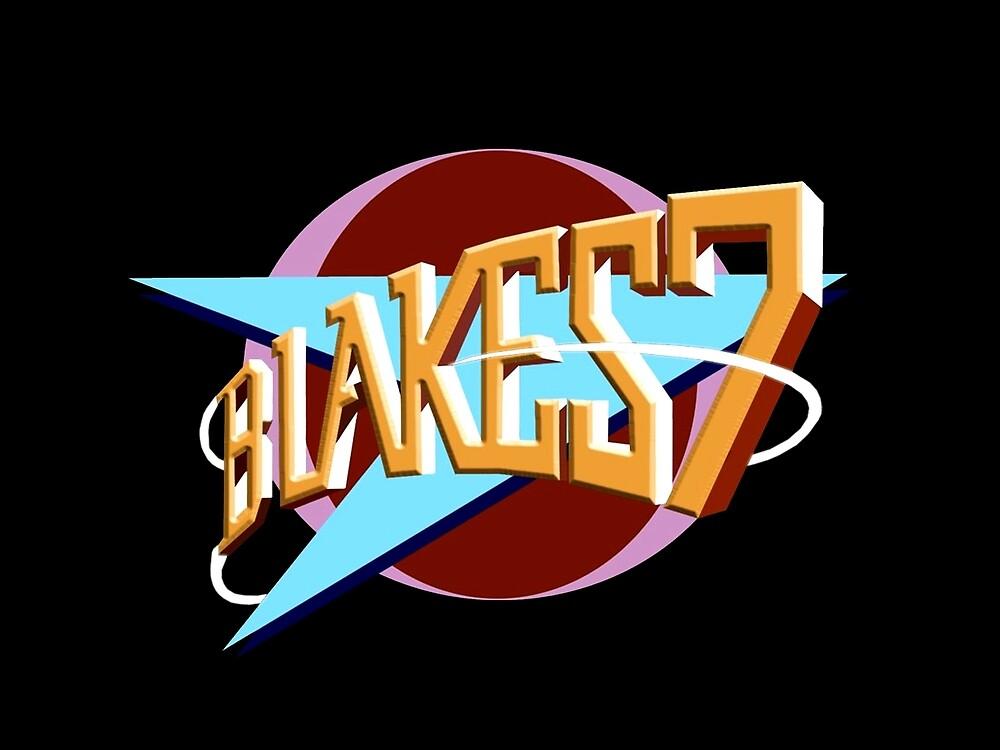 Blakes 7 Logo by UnconArt