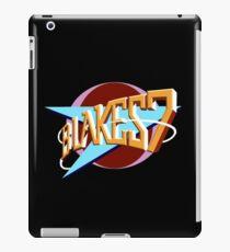 Blakes 7 Logo iPad Case/Skin