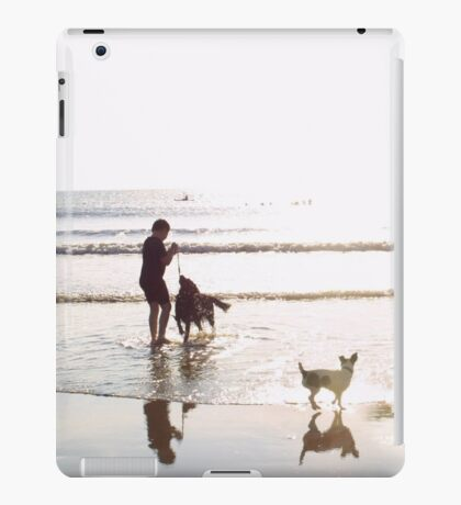 Can we join in? iPad Case/Skin