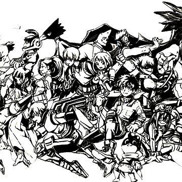 My Hero Academia Manga (BNHA) by TebaSheikah