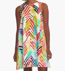 Tracy Porter / Poetic Wanderlust: Never Giving Up (print) A-Line Dress