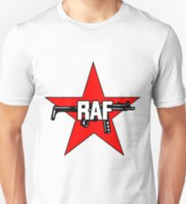 RAF Red Army Faction / Fraction Unisex T-Shirt