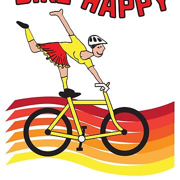 Bike Happy Under the Sun in a TuTu by FitWit