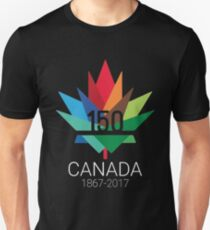 Canada 150 Years - Limited edition T-Shirt