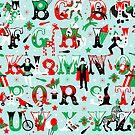 Circus alphabet by camcreativedk