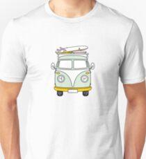 Camiseta unisex VW Van