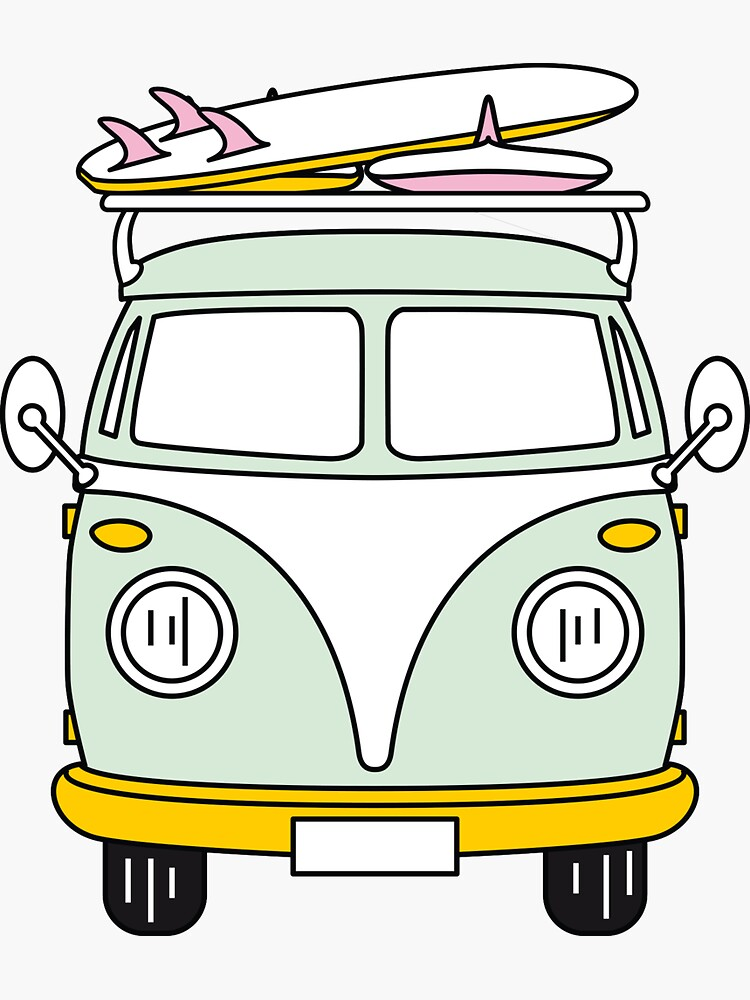 VW Van by mad-designs