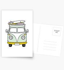 VW Van Postcards