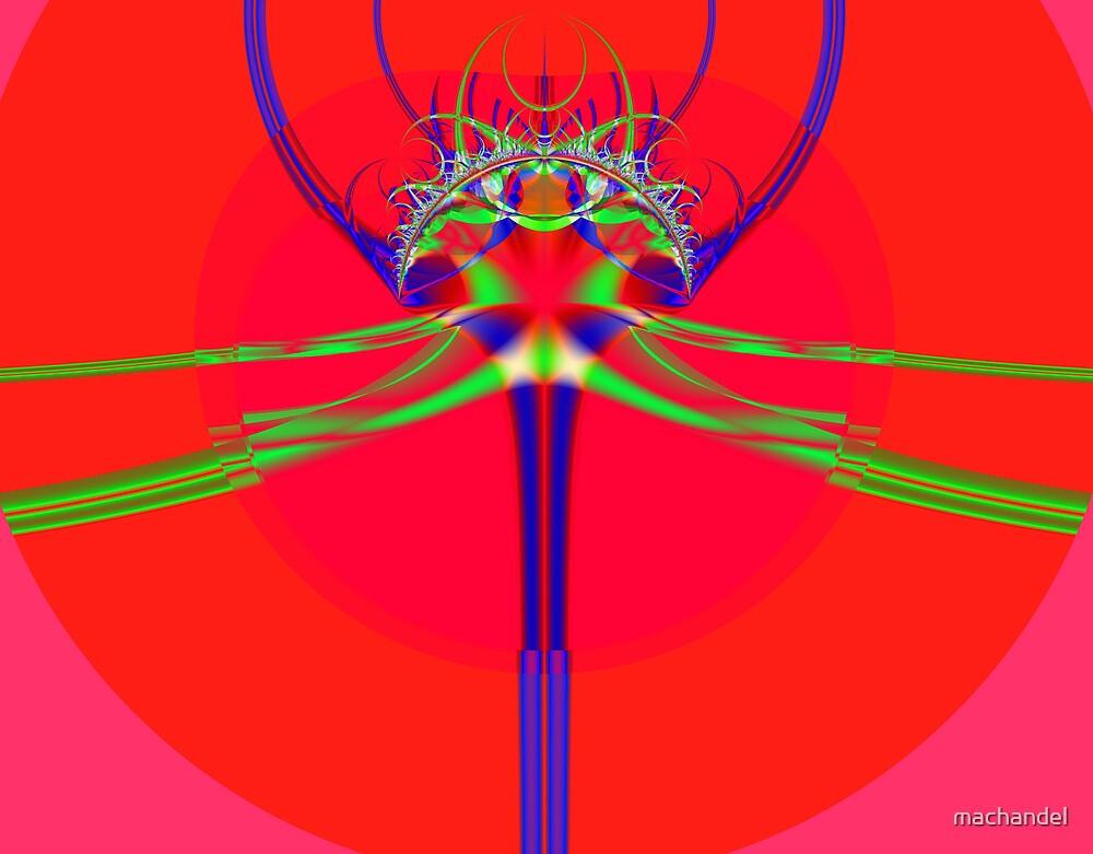 Dragonfly by machandel